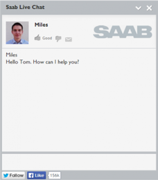 facebook like integration