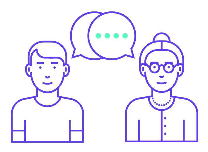 chatbots messaging AI CX