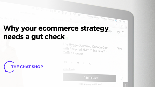 Ecommerce conversion