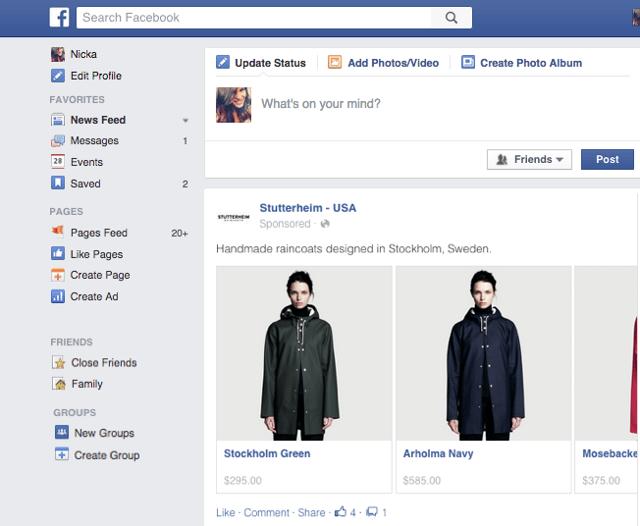 Stuttenham_FB personalization example